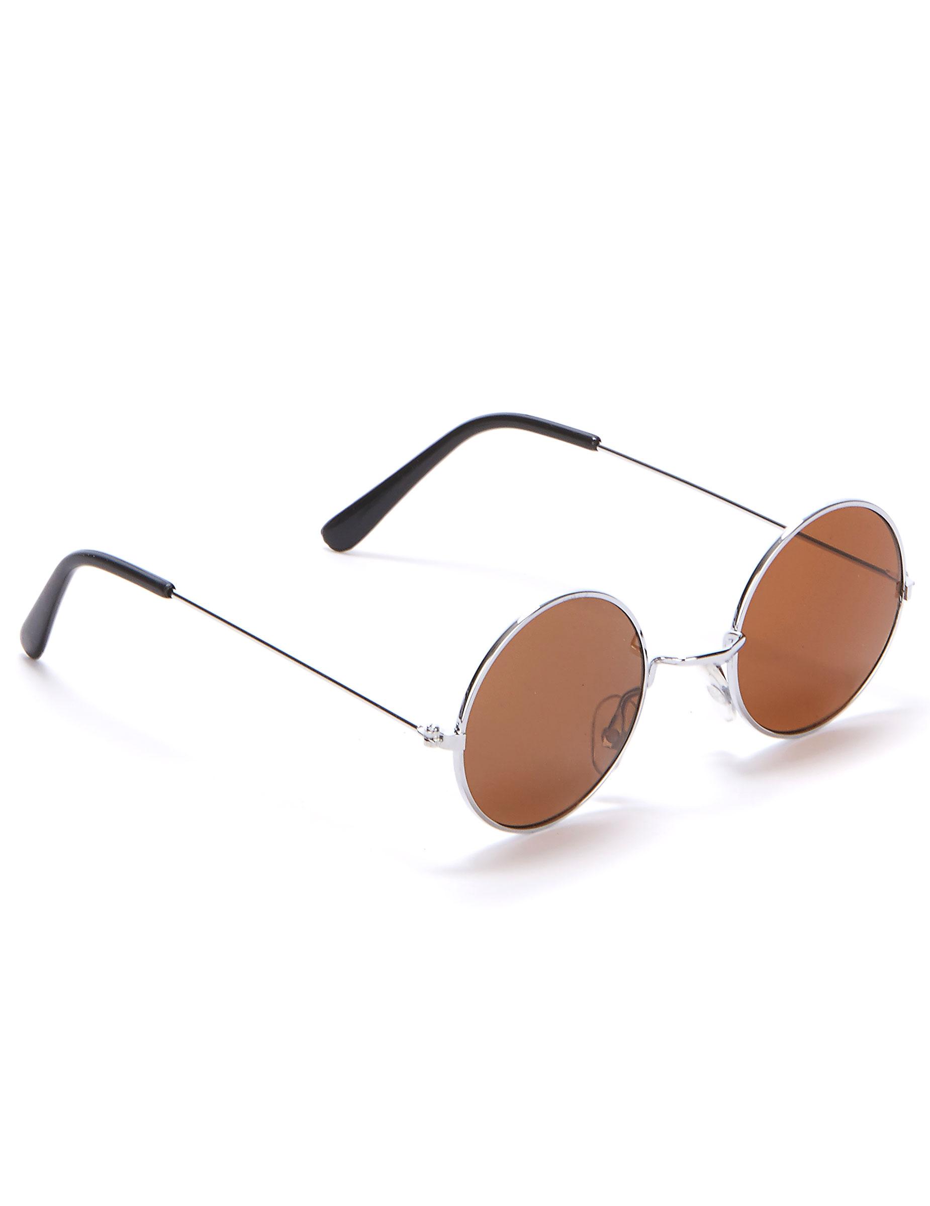 Lunettes rondes de hippie adulte achat de accessoires sur for Cuisinier lunettes rondes