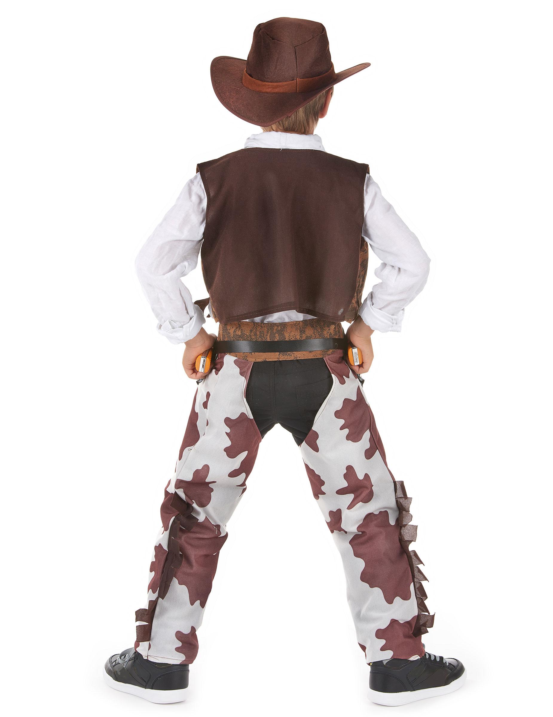 d guisement cowboy luxe gar on achat de d guisements enfants sur vegaoopro grossiste en. Black Bedroom Furniture Sets. Home Design Ideas