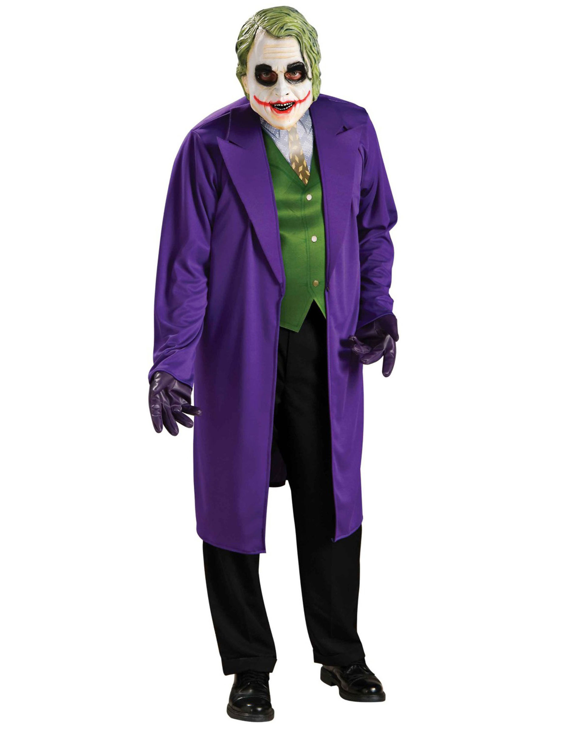 d guisement classique joker the dark knight adulte achat de d guisements adultes sur vegaoopro. Black Bedroom Furniture Sets. Home Design Ideas