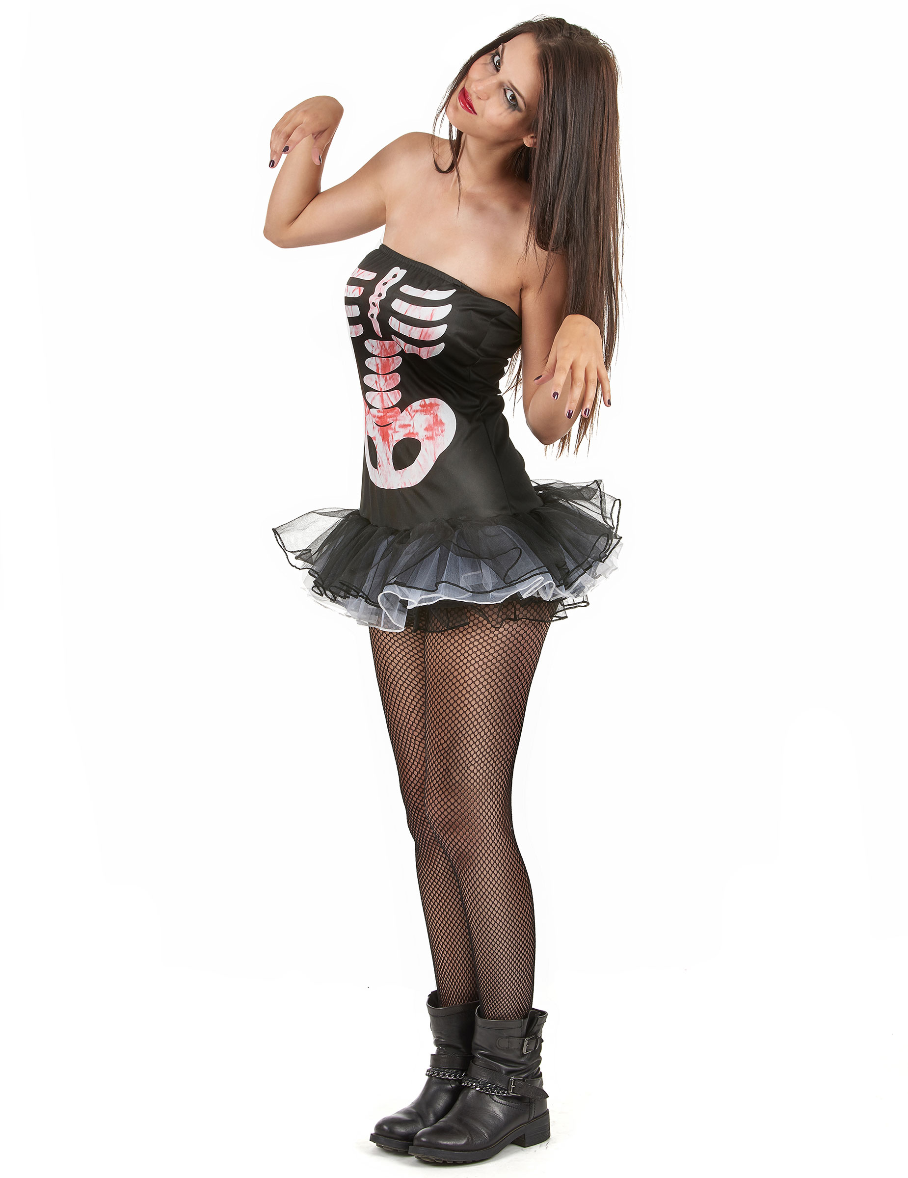 D guisement squelette sexy adulte halloween pour femme - Halloween adulte ...