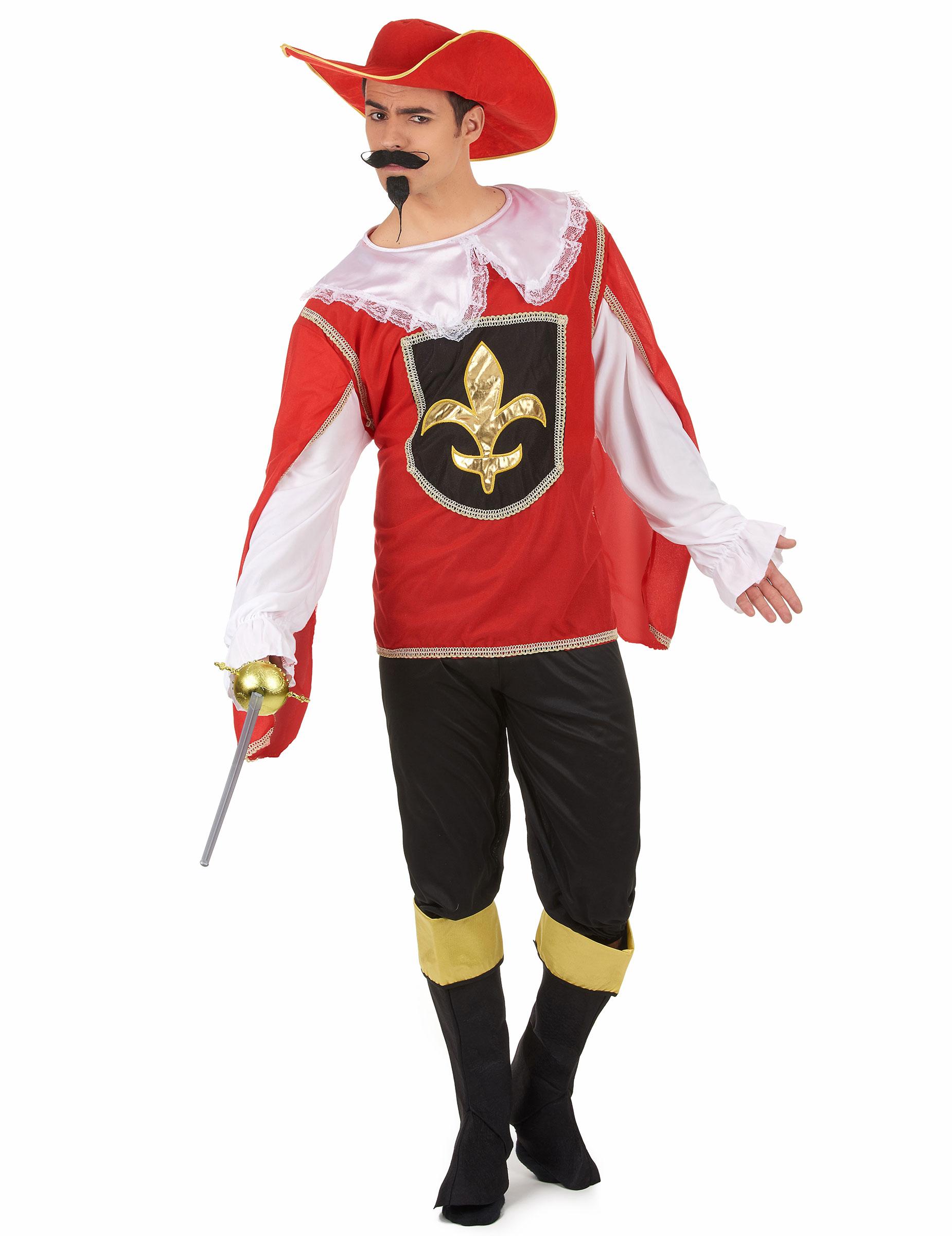 De Costume Pour Homme Mousquetaire LGqUzMVSp