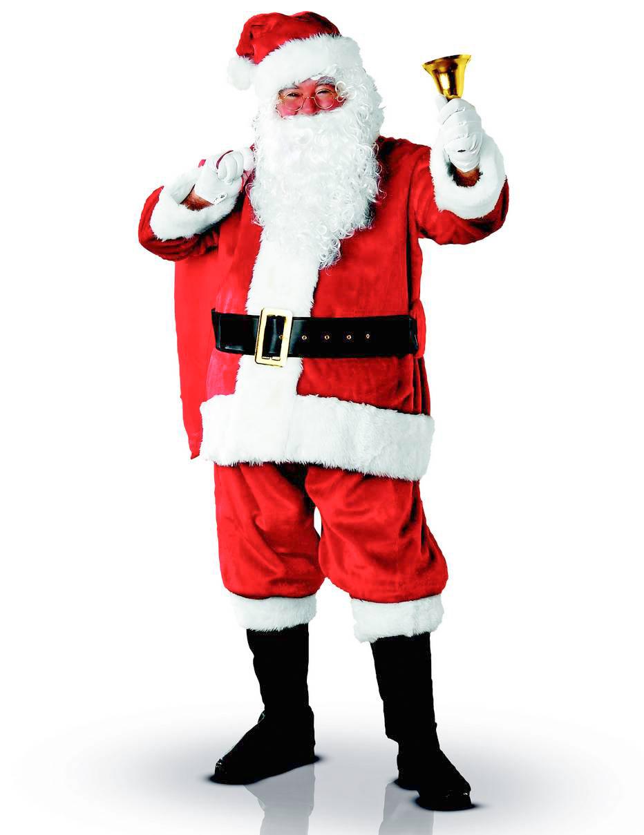 f5445a62685e5 Déguisement Père Noël luxe adulte