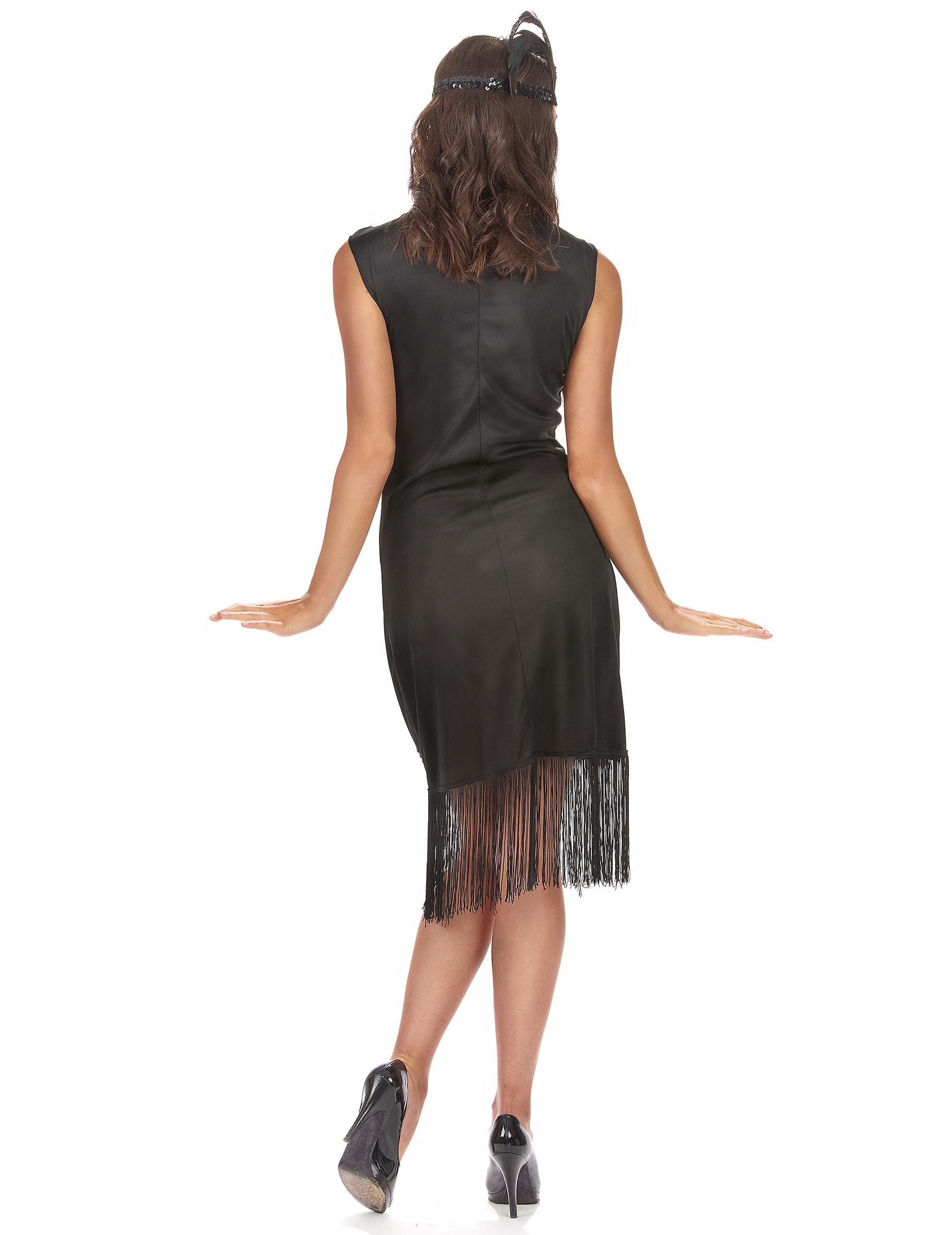 d guisement robe charleston noire femme achat de d guisements adultes sur vegaoopro grossiste. Black Bedroom Furniture Sets. Home Design Ideas