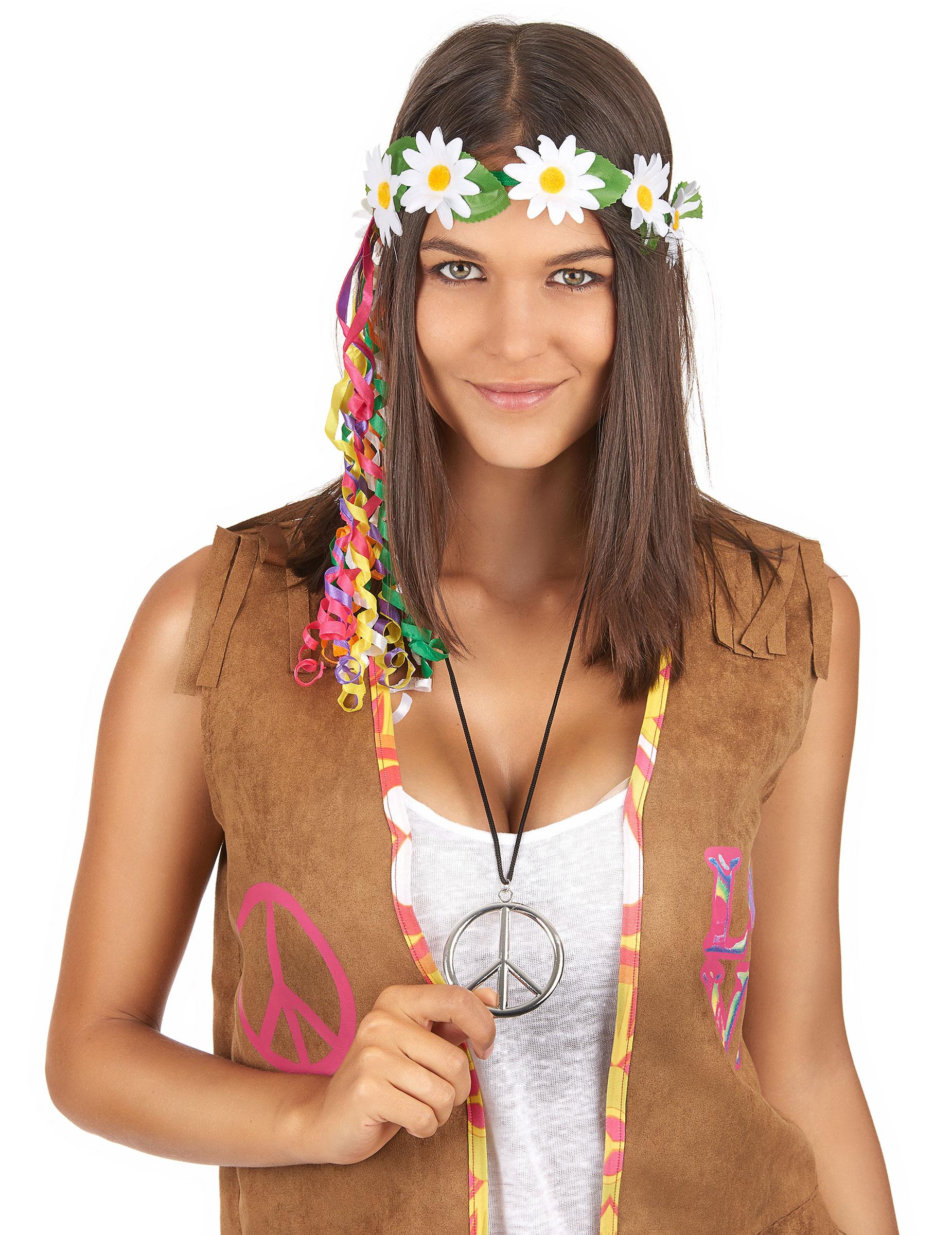 collier femme hippie