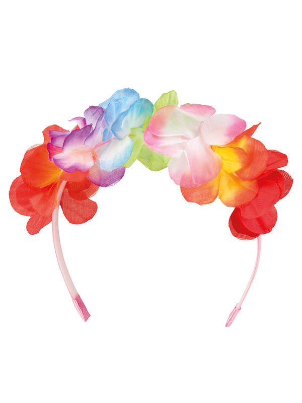 Couronne de fleurs hawaienne - Fleure hawaienne ...