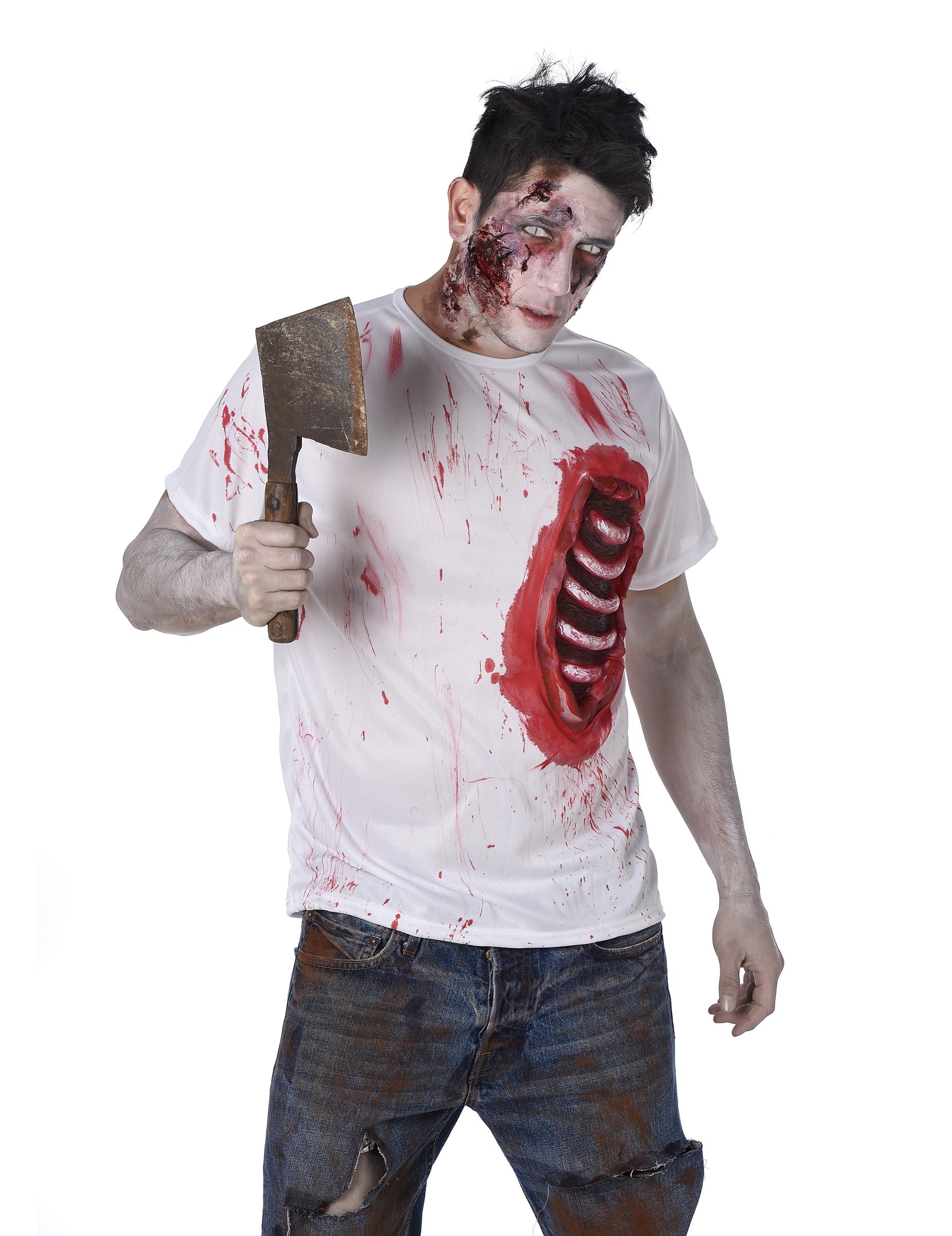 disfraces de halloween de zombies
