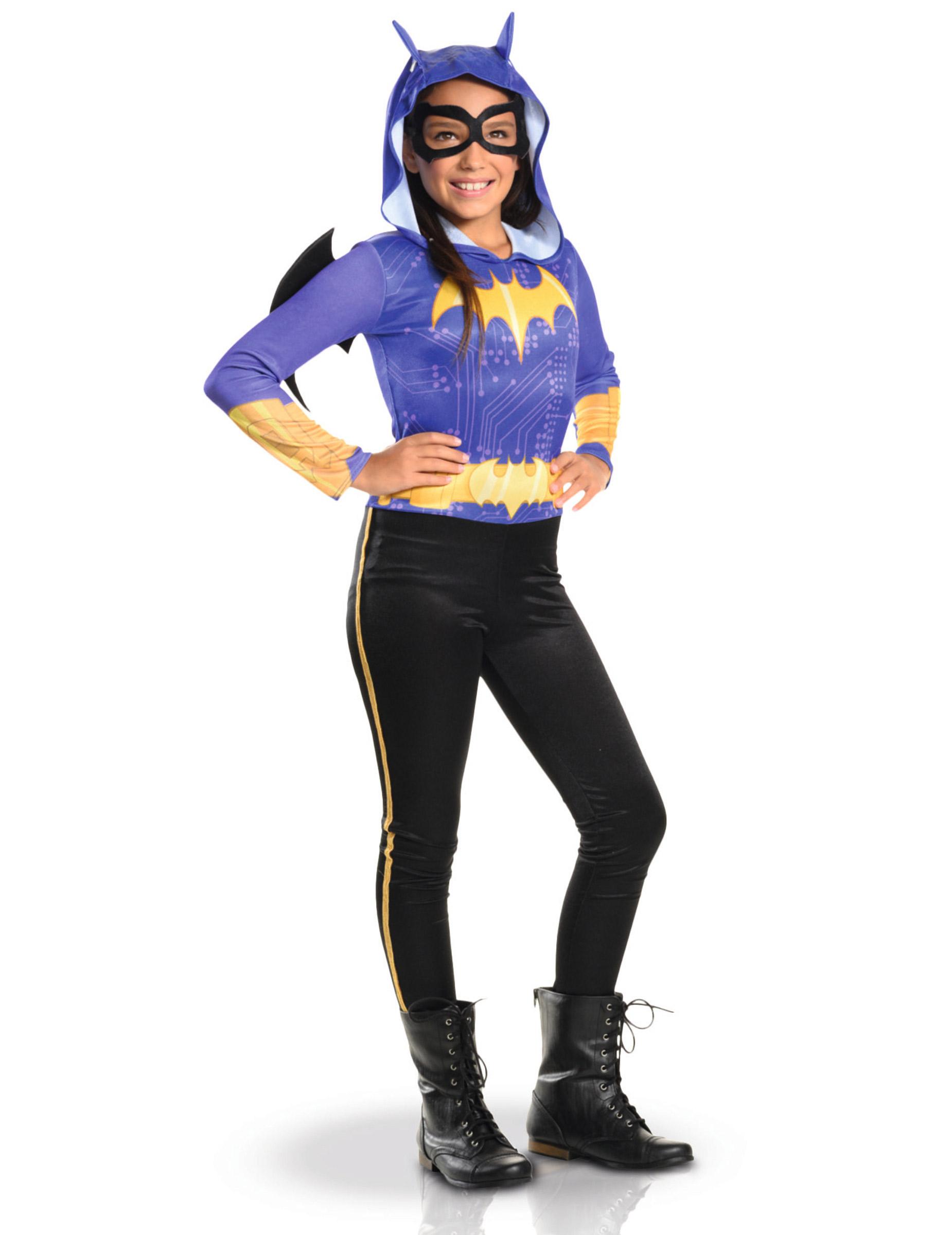 dguisement classique fille batgirl super hero girls - Super Heros Fille