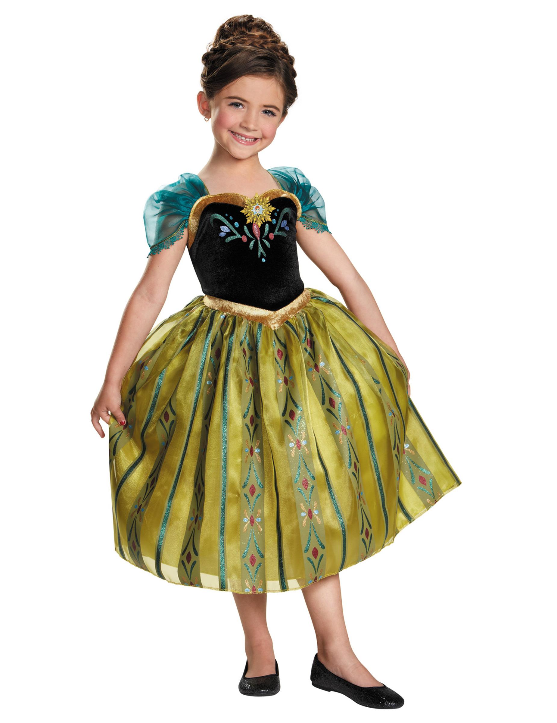 Déguisement couronnement Anna La Reine des Neiges™, achat de ... 5172cabbcb0e