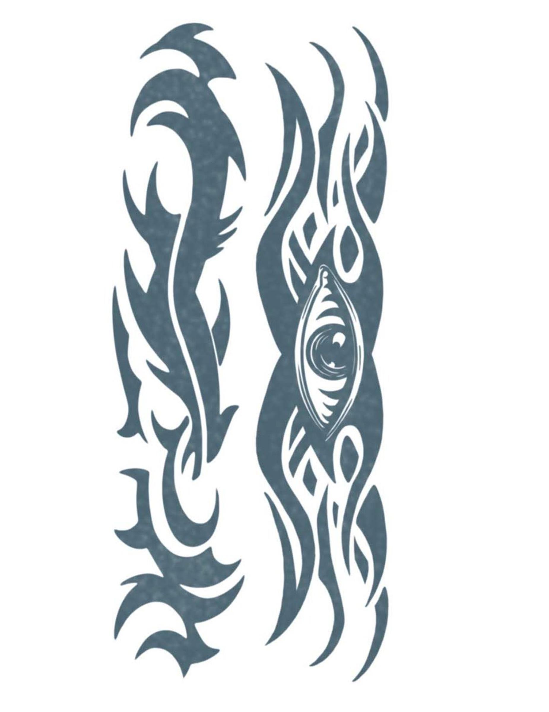 exemple de tatouage homme banque