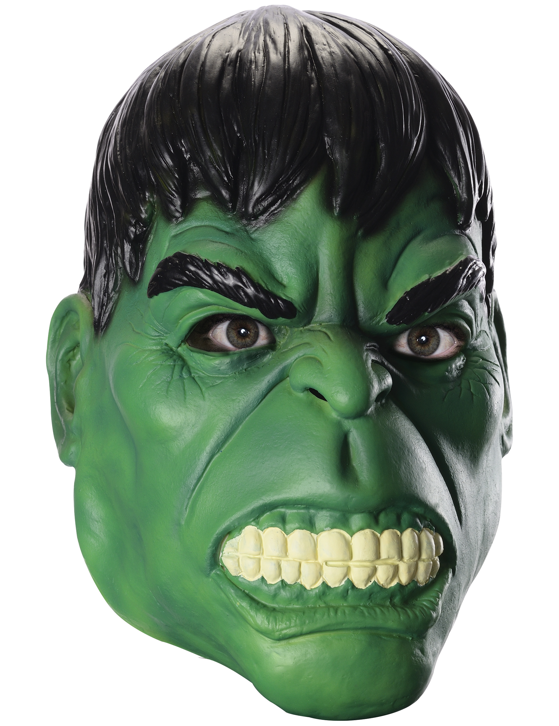 Masque Latex Hulk Adulte Achat De Masques Sur Vegaoopro Grossiste En Déguisements