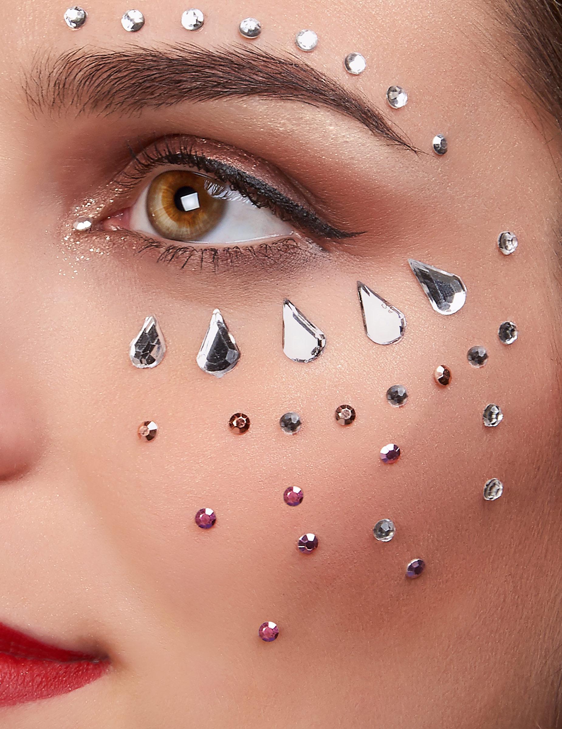Strass Pour Visage Et Corps Cristal Adulte Achat De Maquillage Sur Vegaoopro Grossiste En Déguisements