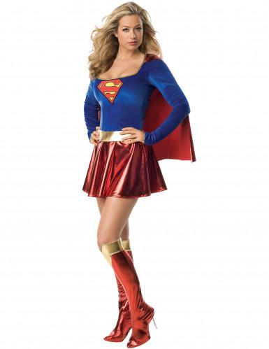 Déguisement sexy Supergirl™ femme