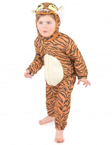 Déguisement tigre avec queue enfant