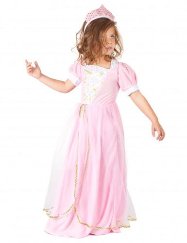 Déguisement princesse avec corset fille