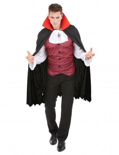 d guisement vampire homme halloween achat de d guisements adultes sur vegaoopro grossiste en. Black Bedroom Furniture Sets. Home Design Ideas