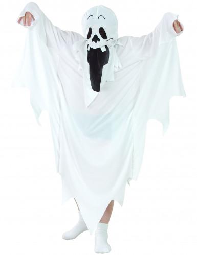 Déguisement fantôme Halloween enfant