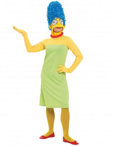 Déguisement Marge Simpson™ adulte