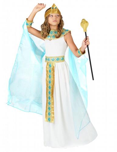 Déguisement reine égyptienne fille