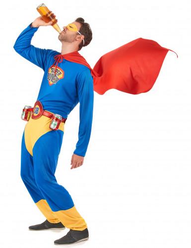 Déguisement Super Buveur homme