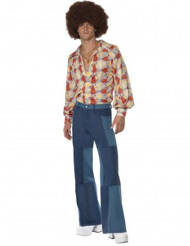 Déguisement disco rétro années 70 homme