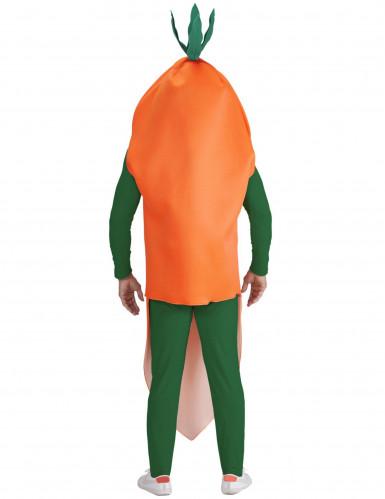 Déguisement carotte adulte