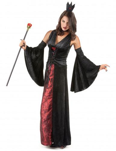 Déguisement vampire chic femme