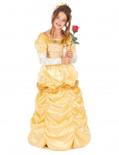 Déguisement princesse beauté fille