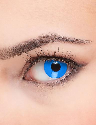 Sur Oeil Contact Maquillage BleuAchat De Vegaoopro Lentilles Owv80mNn