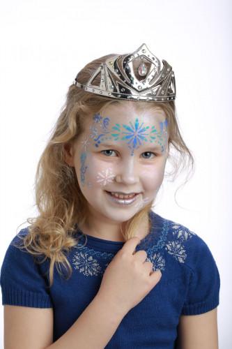 Pochoir de maquillage réutilisable Princesse des Neiges Grim Tout