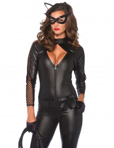 Déguisement super-chat sexy femme