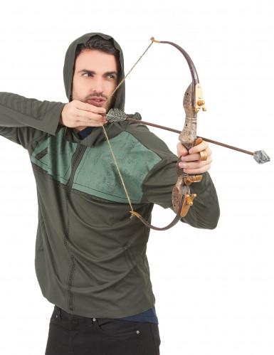 Kit arc et flèche Arrow™ adulte en plastique
