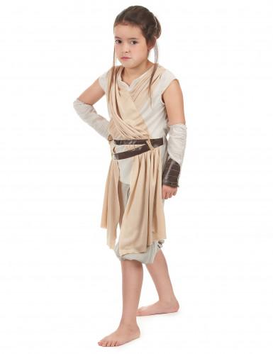 Déguisement luxe Rey Star Wars VII™ fille
