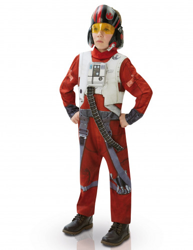 Déguisement enfant Luxe Poe X-Wing Fighter - Star Wars VII™