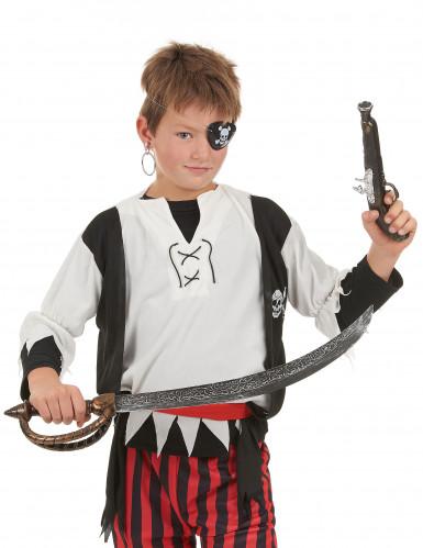 Kit de pirate en plastique pour Enfant et Adulte