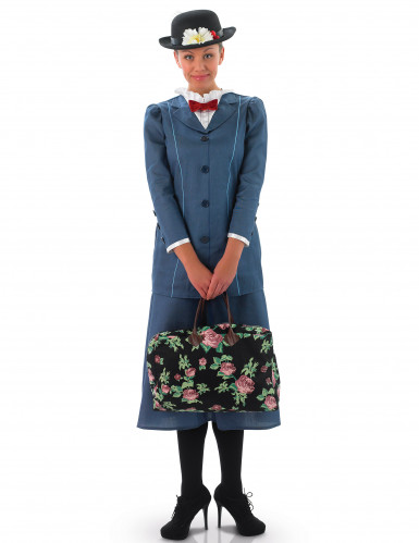 Déguisement Mary Poppins™ avec valise femme