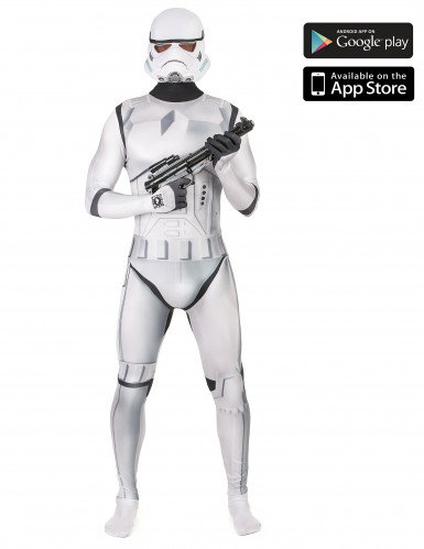 Déguisement Stormtrooper™ zapper adulte Morphsuits™