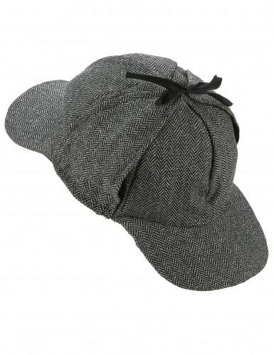 chapeau d tective anglais adulte achat de chapeaux sur vegaoopro grossiste en d guisements. Black Bedroom Furniture Sets. Home Design Ideas