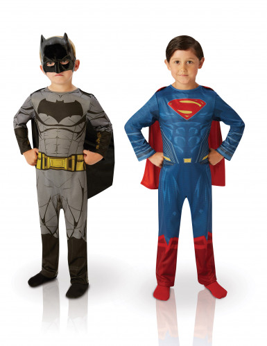 Déguisement duo Batman Vs Superman Dawn of Justice™ enfant