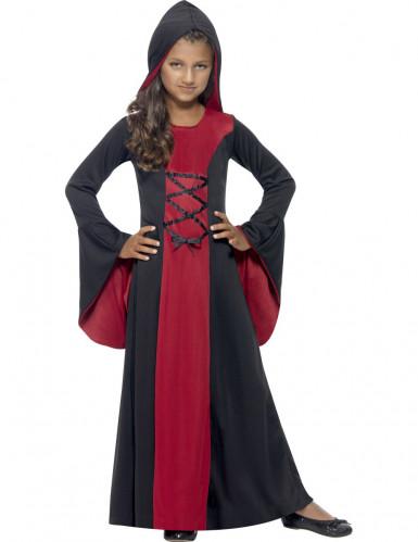 Déguisement enchanteresse fille Halloween