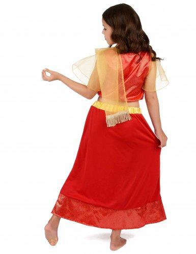 Déguisement Princesse Danseuse Bollywood Fille