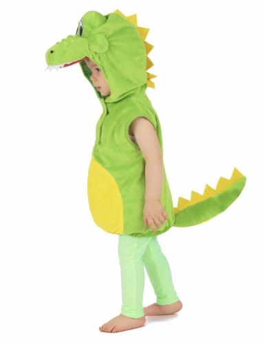 Déguisement crocodile rembourré enfant
