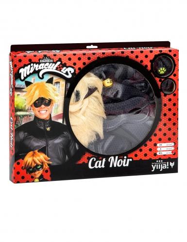 Coffret déguisement Chat Noir Miraculous™ adulte