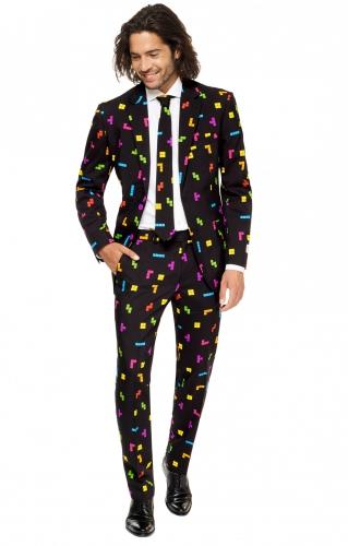Costume Mr. Tetris™ homme Opposuits™