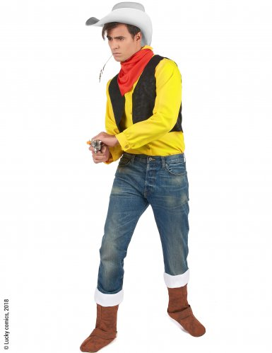 Déguisement Lucky Luke ™ adulte
