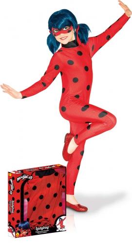 Coffret déguisement classique Miraculous Ladybug™ fille