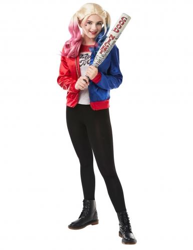 Veste et t-shirt Harley Quinn™ adolescente