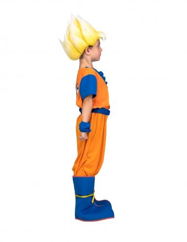 Coffret déguisement Super Saiyan Goku Dragon Ball™ enfant