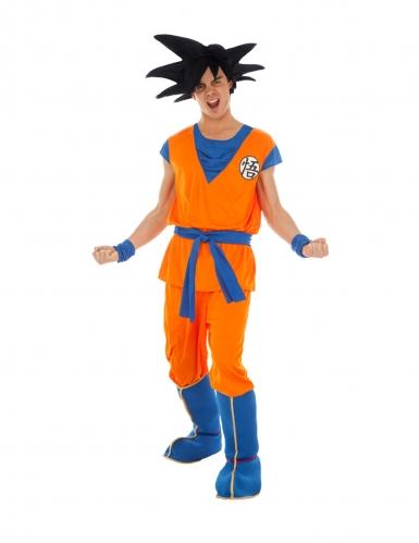 Déguisement Goku Saiyan Dragon ball Z™ adulte