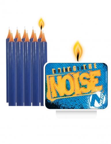 11 Bougies d'anniversaires Nerf™