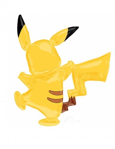 Ballon aluminium Pikachu Pokémon™ 132 x 144 cm